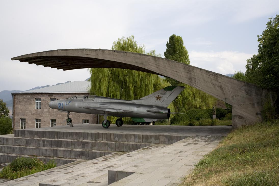 sahanin, mikoyan museum