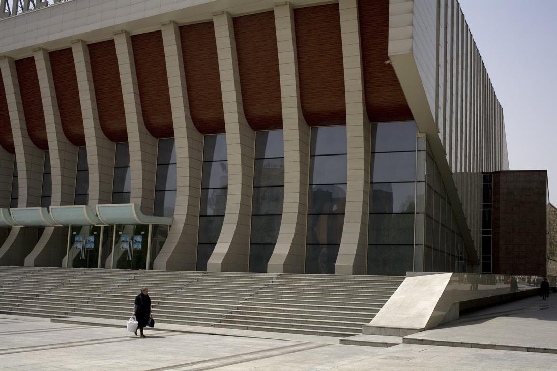 bakoe, haidar alyev concerthall