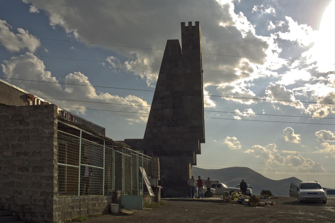 vorotan pas (2344m)