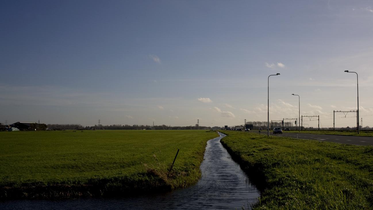 broekpolderweg, uitgeest