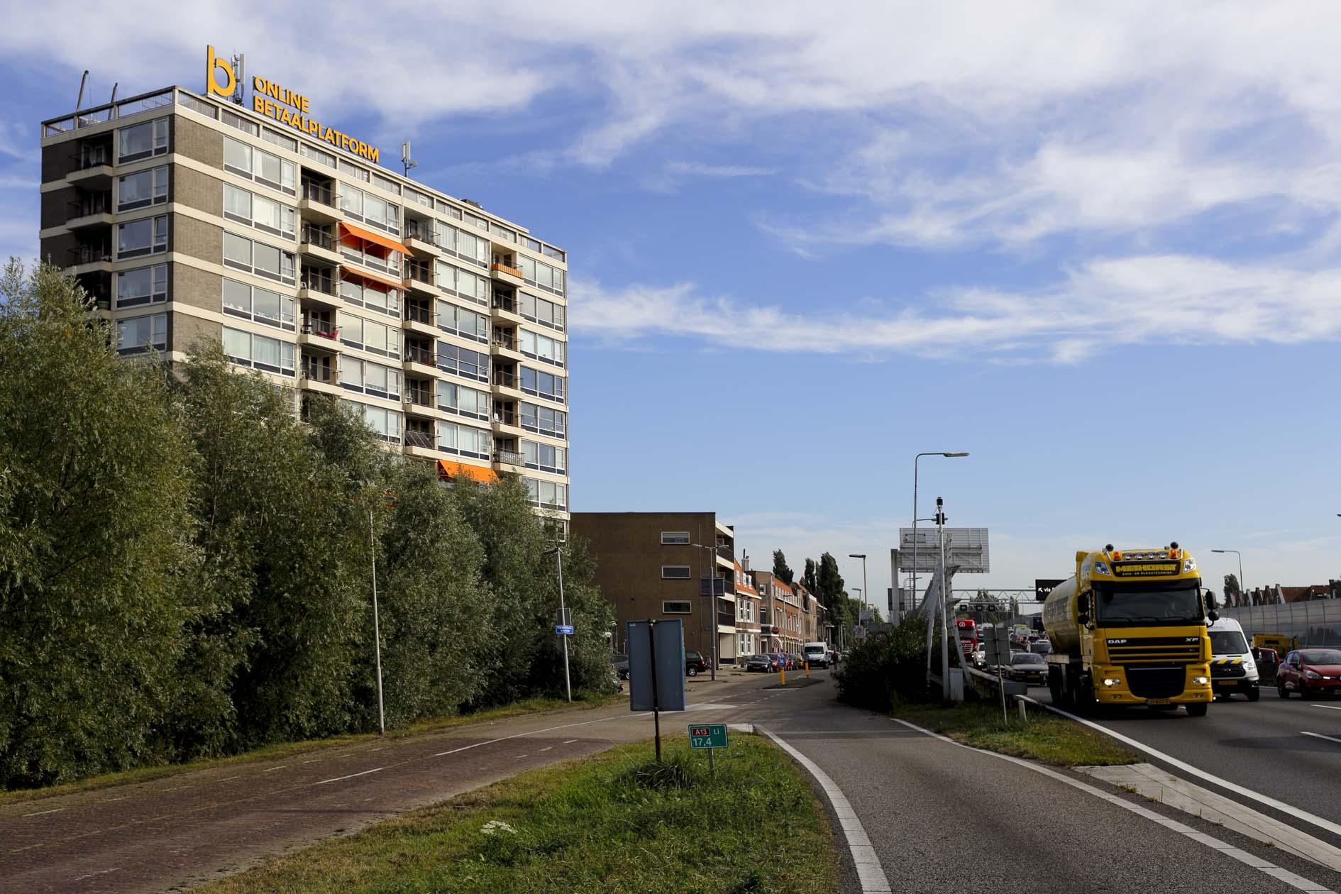 a13-paralelstr. oostzijde rotterdam