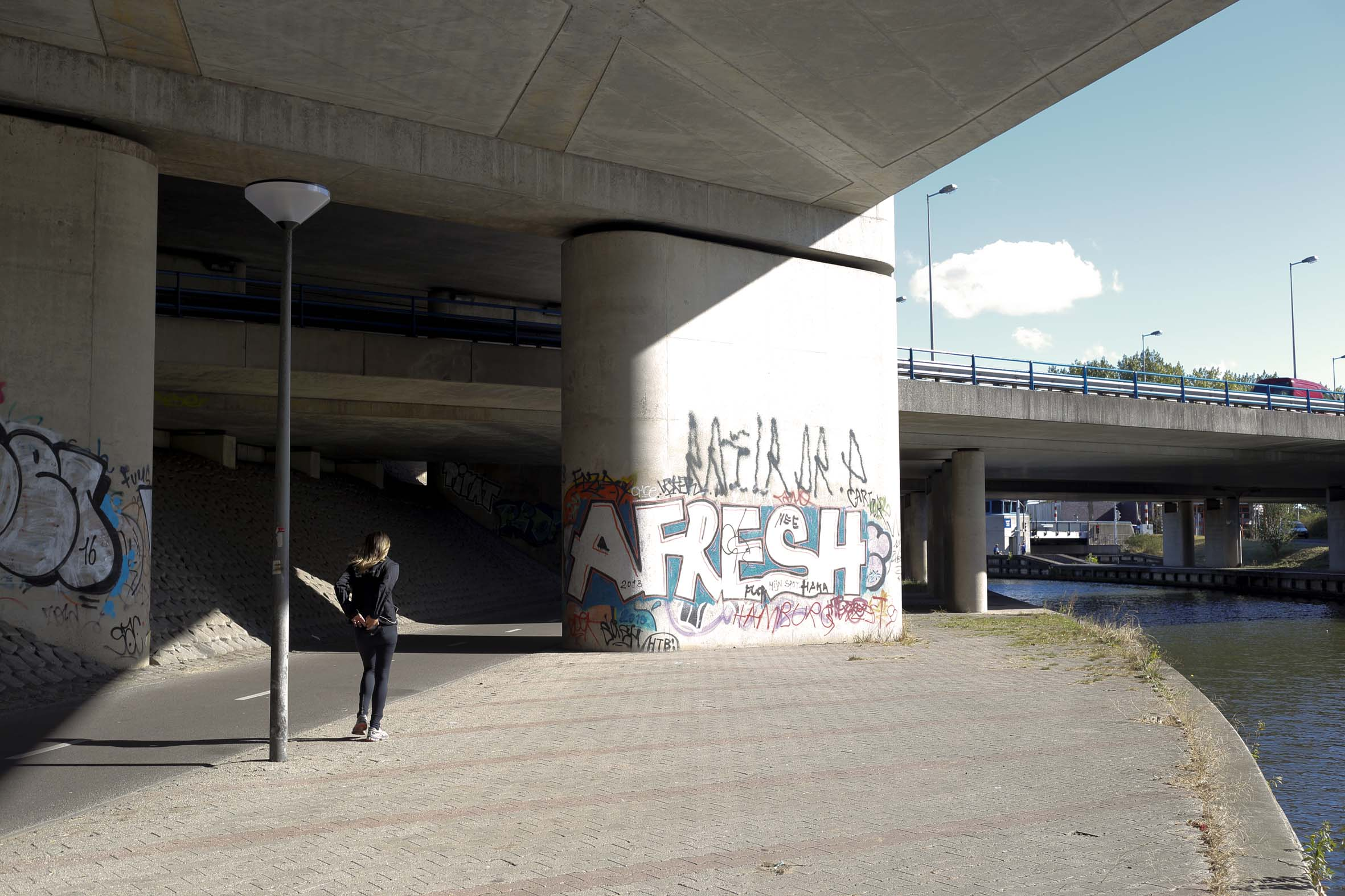 a10-gooiseweg, amsterdam