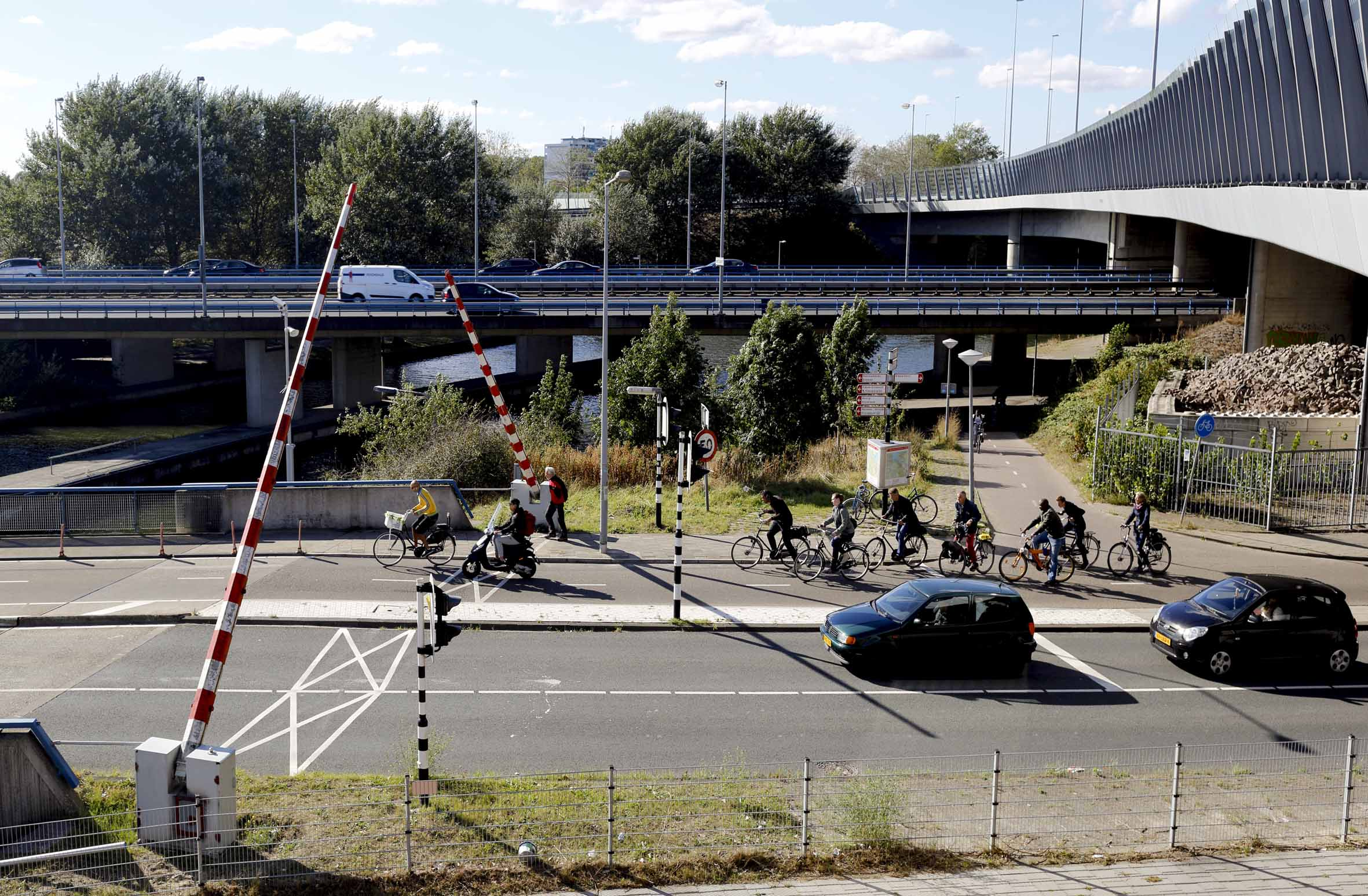 gooiseweg, amsterdam